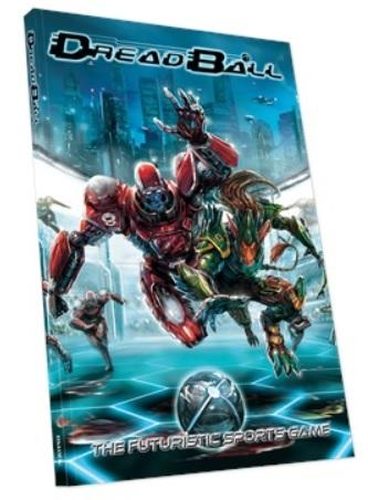 DreadBall 2nd Edition: Collector's Edition Rulebook (Limited)