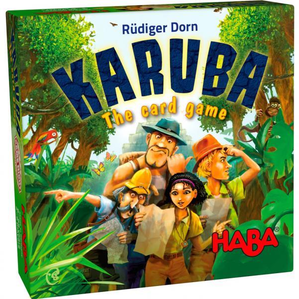 Karuba - The Card Game