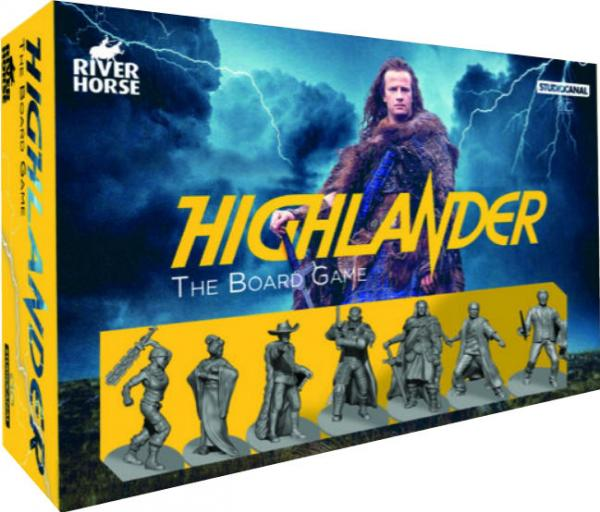 Highlander the boardgame
