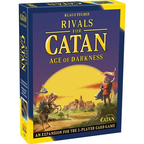 Rivals for Catan: Age of Darkness Expansion (2018)