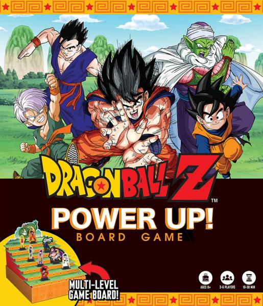 Dragon Ball Z Power Up