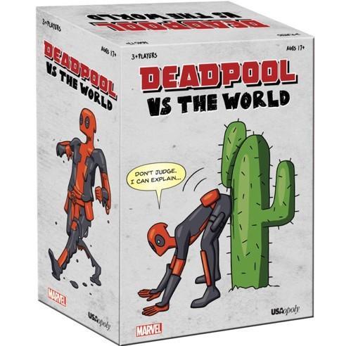 Deadpool vs The World [Adult Content]