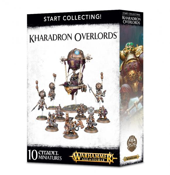Age of Sigmar: Start Collecting! Kharadron Overlords (10)