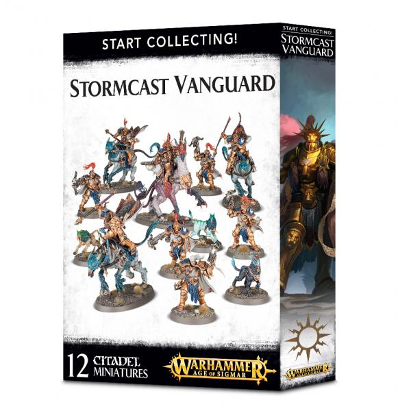 Age of Sigmar: Start Collecting! Stormcast Vanguard (12)