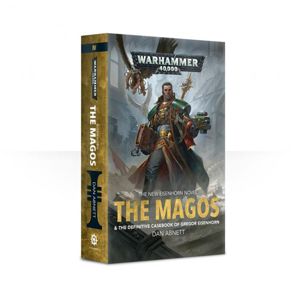 WH40K Novels: The Magos