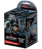 D&D Fantasy Miniatures: Icons of the Realms Set 8 Monster Menagerie 3 Standard Booster Pack (1)
