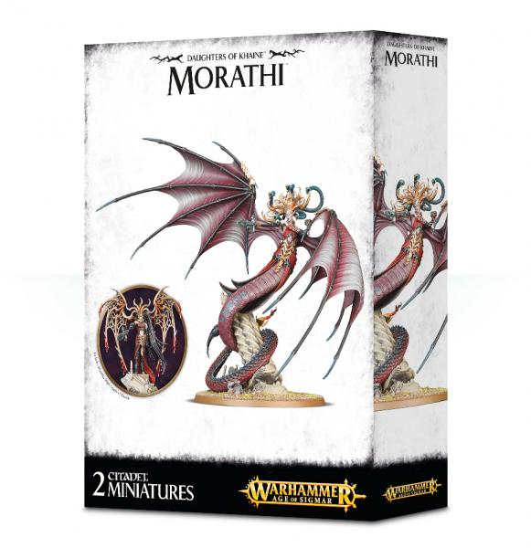 Age of Sigmar: Daughters of Khaine Morathi