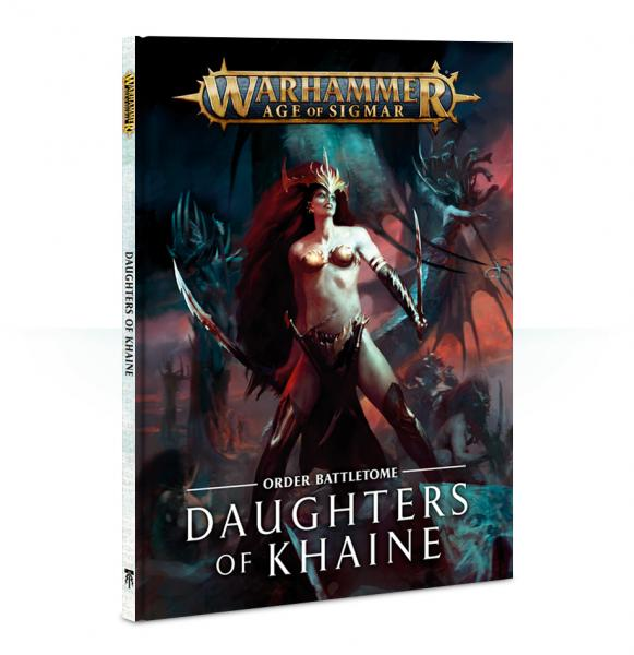 Age of Sigmar: Daughters of Khaine Battle Tome (HC)
