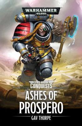 WH40K Novels: Ashes of Prospero