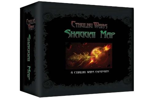 Cthulhu Wars: Shaggai Map Expansion
