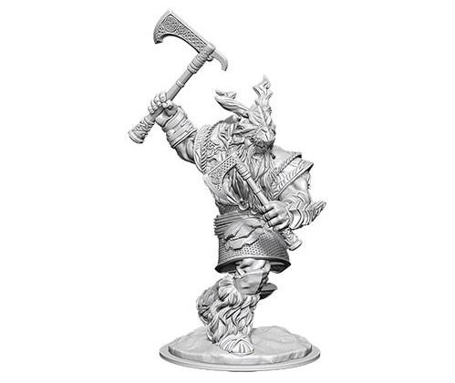 WizKids Nolzur's Marvelous Unpainted Miniatures: Frost Giant Male (1)