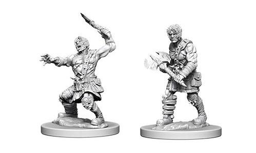WizKids Nolzur's Marvelous Unpainted Miniatures: Nameless Ones (2)