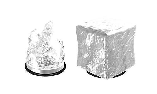 WizKids Nolzur's Marvelous Unpainted Miniatures: Gelatinous Cube (1)