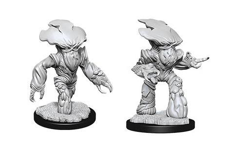 WizKids Nolzur's Marvelous Unpainted Miniatures: Myconid Adults (2)