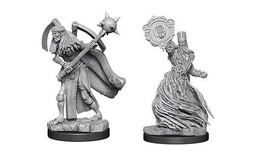 Pathfinder Deep Cuts Unpainted Miniatures: Liches (2)