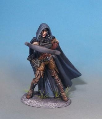 Visions In Fantasy: Female Warrior with Crossbow