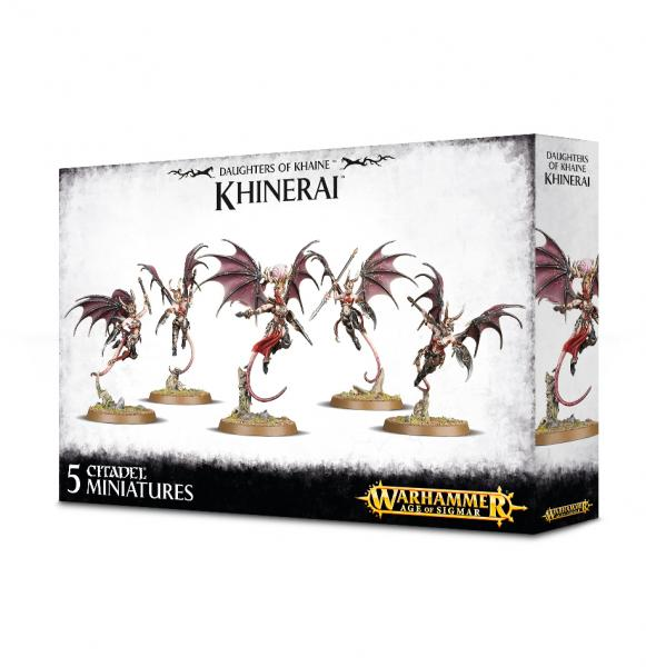 Age of Sigmar: Daughters of Khaine Khinerai