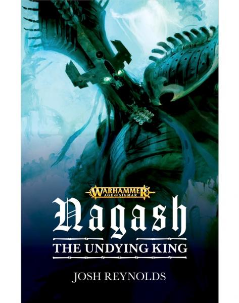 Age of Sigmar Novels: Nagash - Undying King (HC)