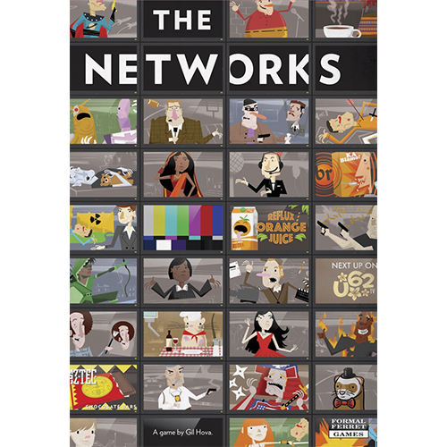 The Networks: Core Game