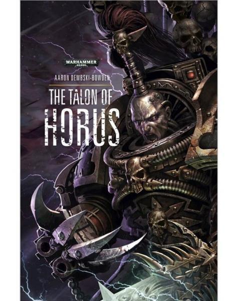 Warhammer 40K Novel: Black Legion - Talon of Horus