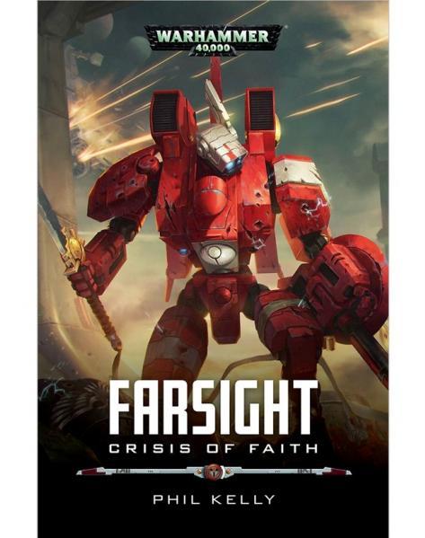 WH40K Novels: Farsight - Crisis of Faith