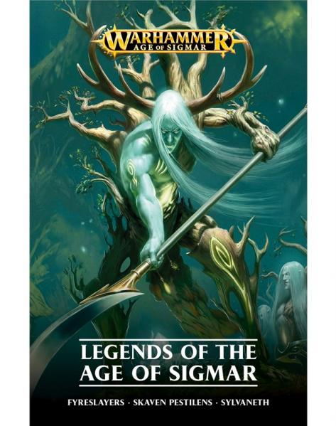 Warhammer 40K Novel: Legends of the Age of Sigmar Omnibus