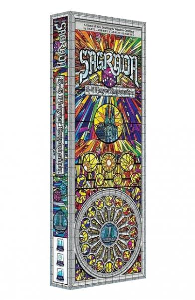 Sagrada: 5–6 Player Expansion