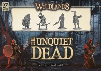 [Osprey Games] Wildlands: The Unquiet Dead