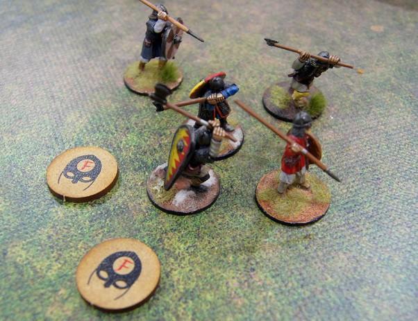 Age of Saga: Fatigue Tokens