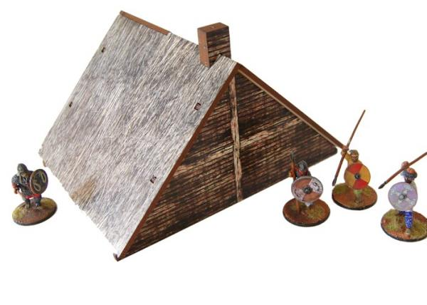 Age of Saga: Norse Hut