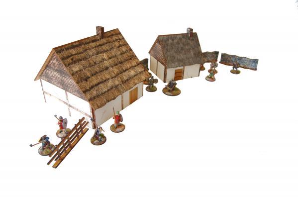 Age of Saga: Medieval Village