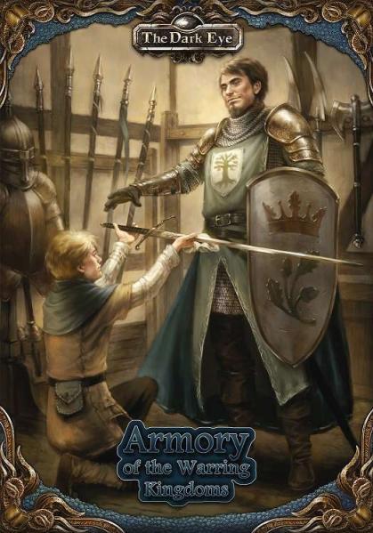 The Dark Eye RPG: Armory of the Warring Kingdoms