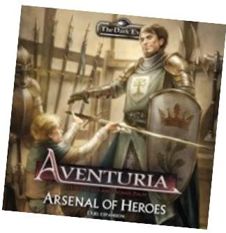 Aventuria Adventure Card Game: Arsenal of Heroes - Duel Expansion
