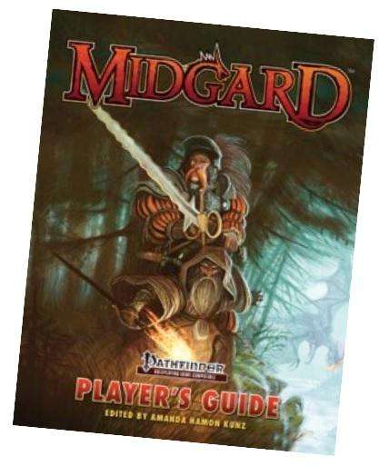 Midgard Player's Guide for Pathfinder RPG