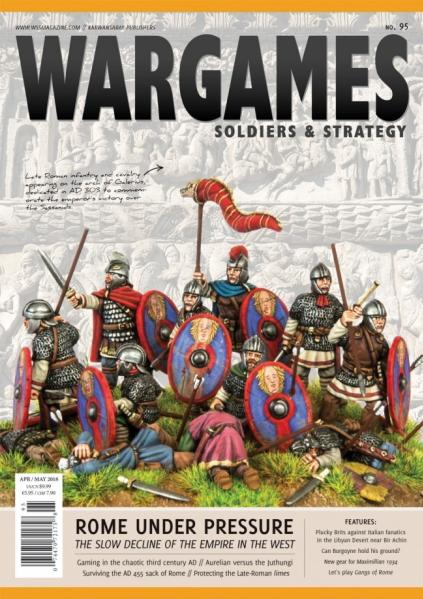 Wargames, Soldiers & Strategy Magazine: Issue #95