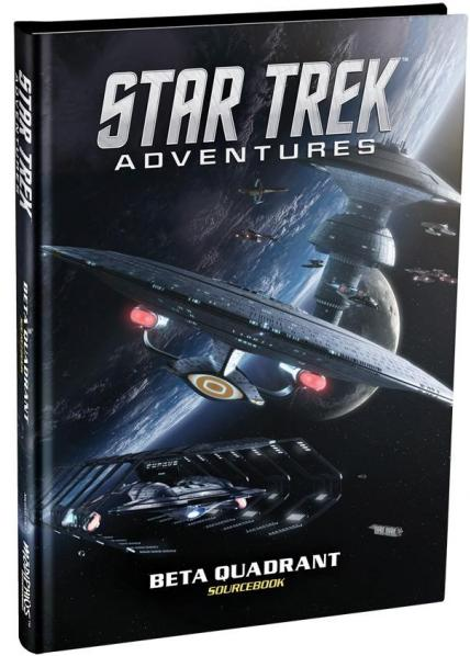Star Trek Adventures RPG: Beta Quadrant Sourcebook (HC)