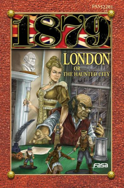 1879 RPG: London, or The Haunted City