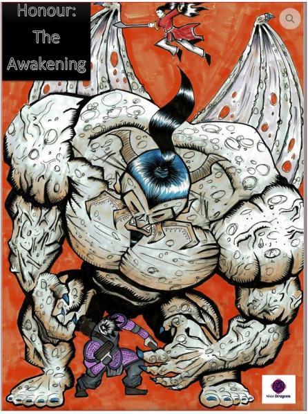 Honour RPG: The Awakening