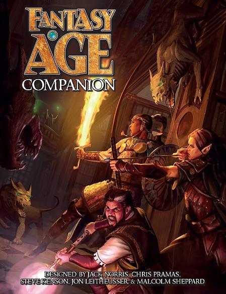 Fantasy AGE RPG: Companion