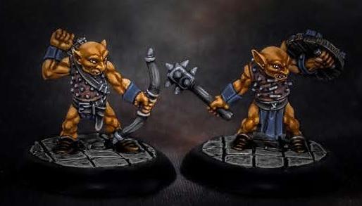 Reaper Dungeon Dwellers: Bloodbite Goblins (2)