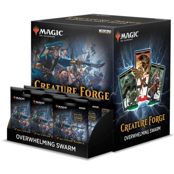 Magic The Gathering: Creature Forge - Overwhelming Swarm Pack (1)