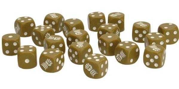 Flames of War: Armoured Fist Dice