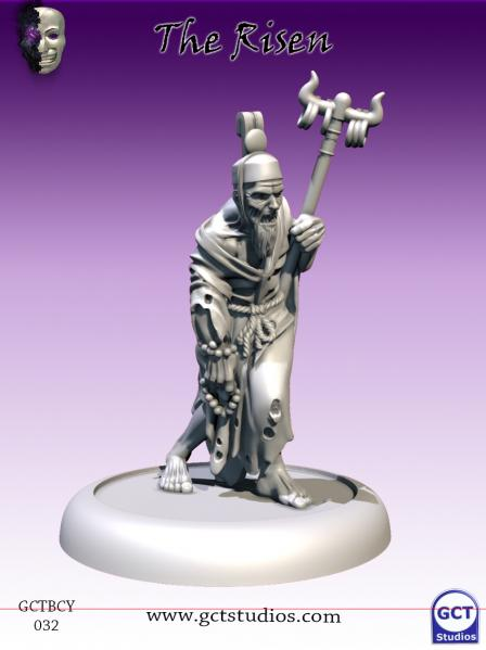 Bushido Miniatures: (Cult Of Yurei) The Risen