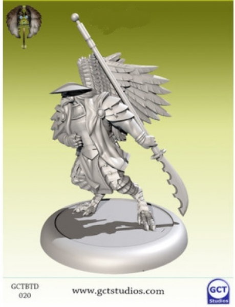 Bushido Miniatures: (Tengu Descension) Haiatake Guard