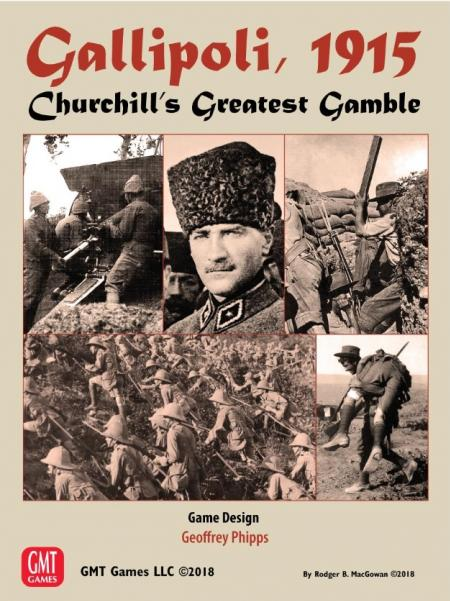 Gallipoli 1915: Churchill's Greatest Gamble
