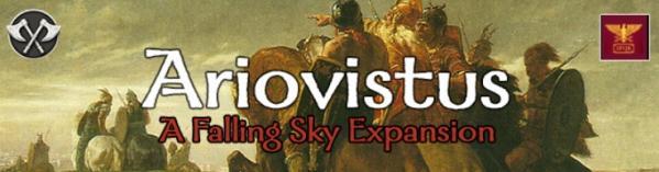 Ariovistus: Falling Sky Expansion