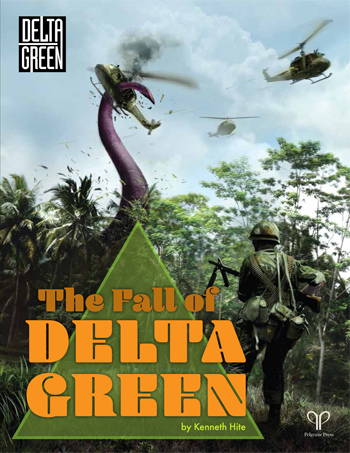 Gumshoe Rules System: The Fall of Delta Green