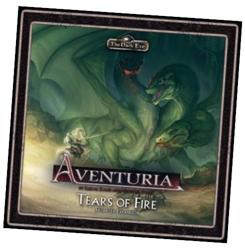 Aventuria Adventure Card Game: Tears of  Fire Expansion