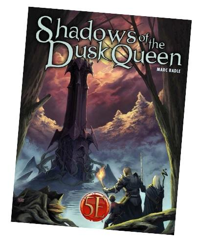 Dungeons & Dragons 5th Edition RPG: Shadows of the Dusk Queen