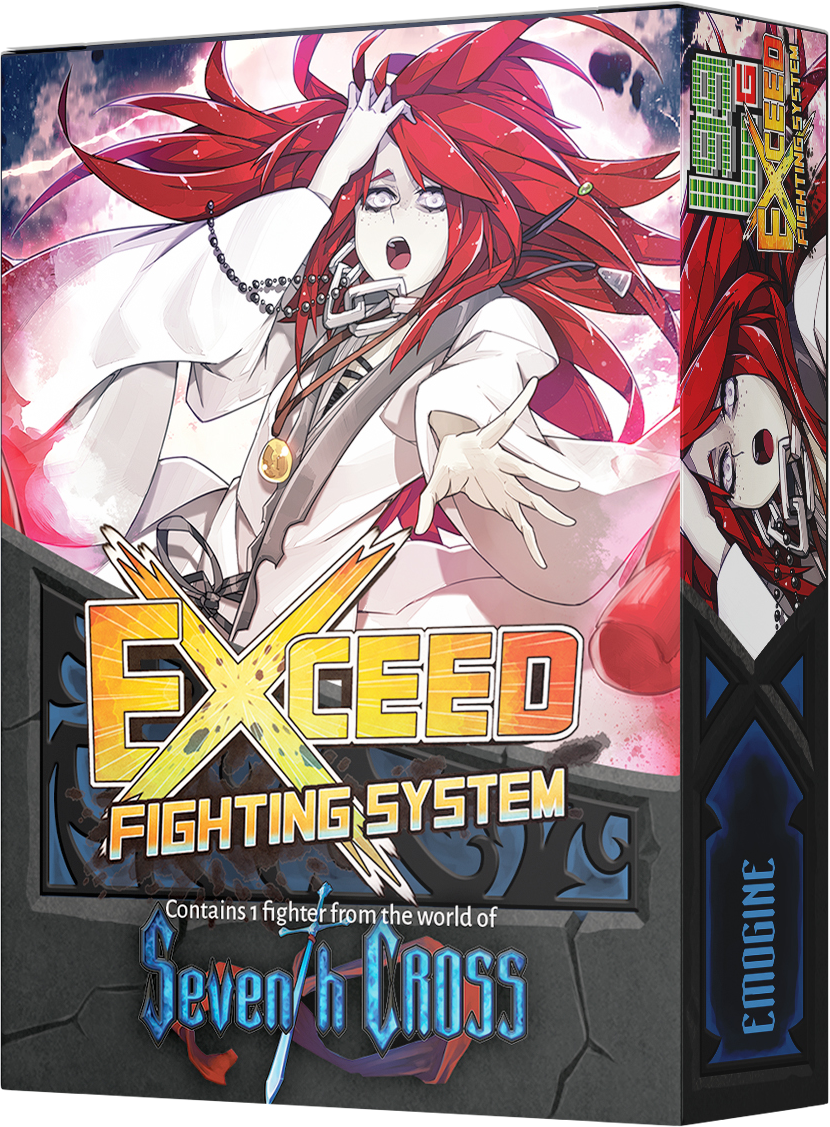 Exceed Fighting Sys: Seventh Cross' Emogine Expansion Pack